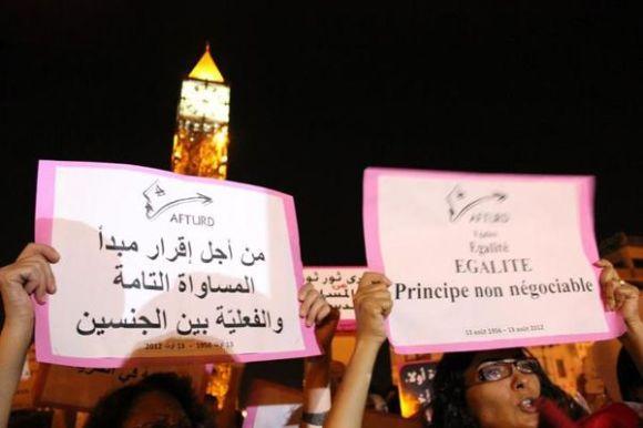 Manifestation - 13 Aout