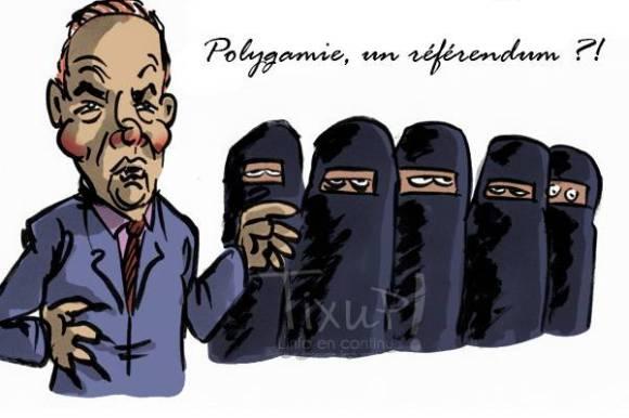 Adel Almi: Polygamie et séparation entre les deux sexes