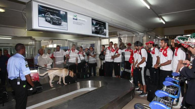 Equipe Nationale Tunisienne - Sierra Leone