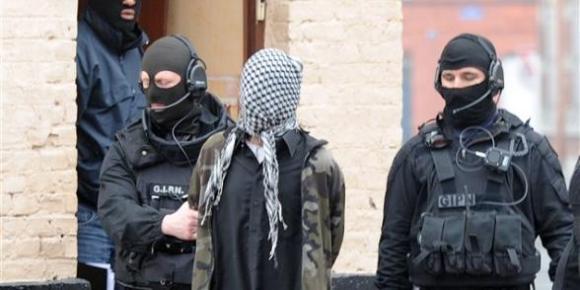 arrestation islamiste - France