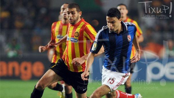 Esperance Sportive de Tunis - Al Ahly