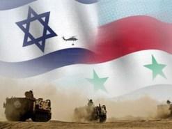 israel Syrie