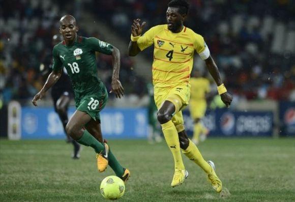 CAN 2013: Burkina Faso - Togo