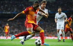 Didier Drogba - Galatasaray Vs Real Madrid