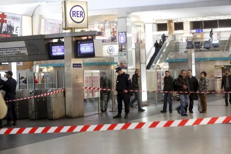 Gare RER de La Défense