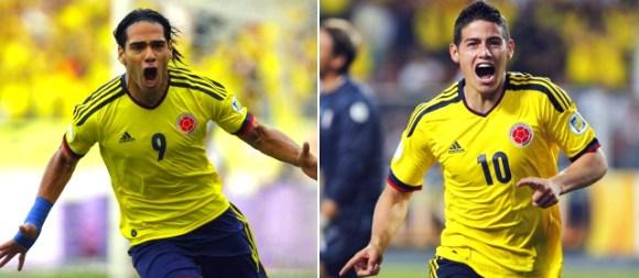 Ligue 1 - Monaco : James Rodriguez évoque Falcao