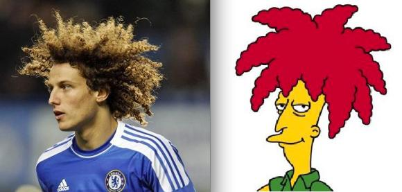 Luiz, défenseur de Chelsea, comparé à Tahiti Bob