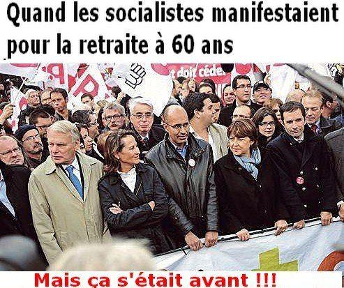 Hollande affrontera des contestations avec la réforme des retraites