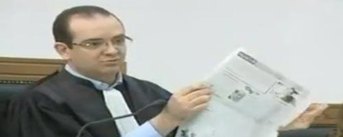 Tribunal Cantonal de Sousse : Affaire de caricature