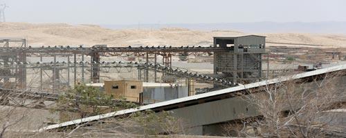 Gafsa : Production de Phosphate arrêtée à cause du sit-in des diplômés chômeurs