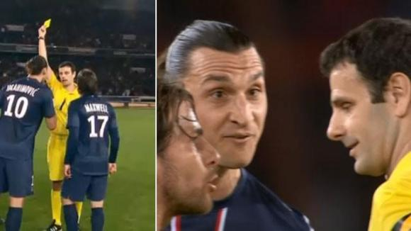 Ligue 1 - PSG : Ibrahimovic toujours aussi agacé par Castro
