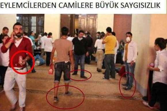 Insolite : Profanation de mosquée en Turquie