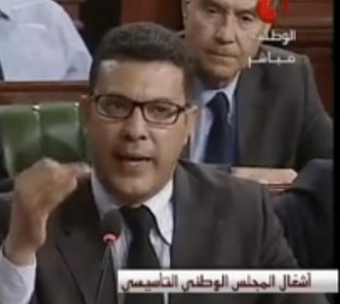 Mongi Rahoui dénonce le crédit de la Turquie