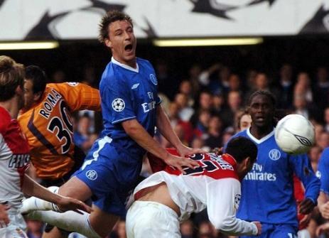Transfert : Terry prochaine cible de Monaco ?