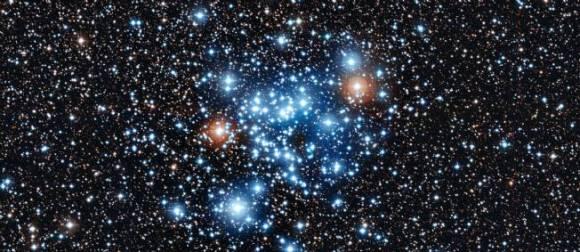 L'amas NGC 3766