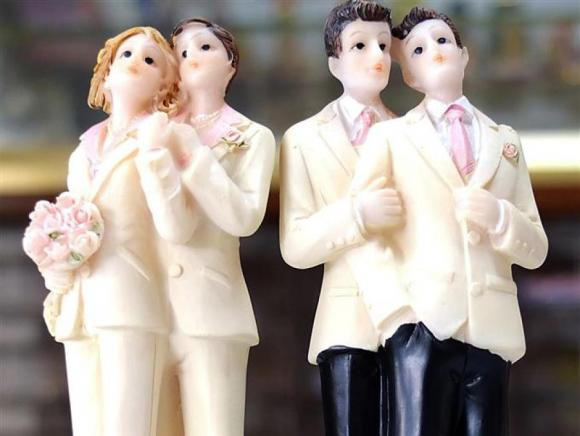 Mariage gay : Elles se sont dites oui !
