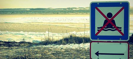 Liste des plages à éviter pour l'Été 2013