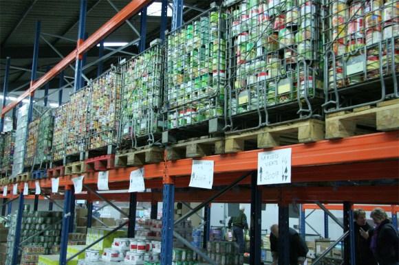 Nabeul : 34 tonnes de produits alimentaires périmés saisies