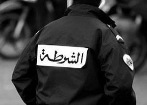 Arrestation d'un bachelier agressant un professeur surveillant au Kasserine