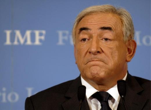 Dmonique Strauss-Kahn, ancien président du FMI