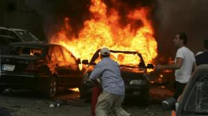 Attentat au Liban