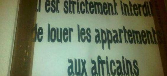 Racisme au Maroc