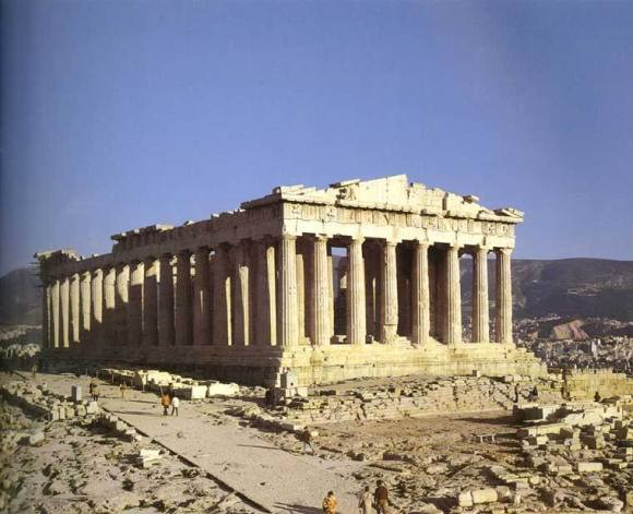 Athènes, le berceau de la démocratie