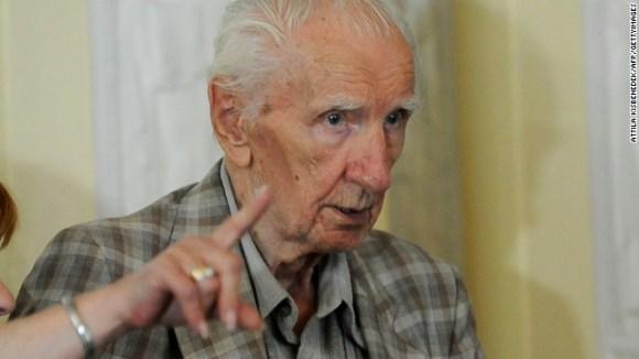 Laszlo Csatary, le criminel de guerre nazi le plus recherché au monde, est mort