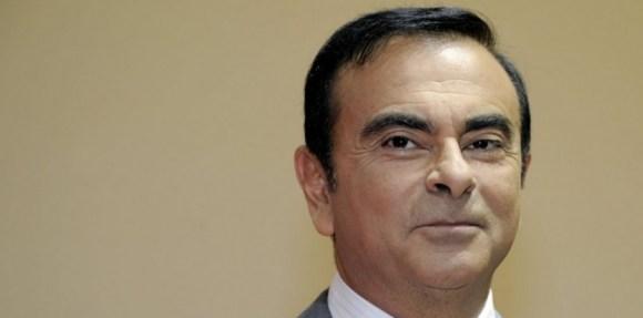 Le patron de Renault touche 1 euro sur chaque voiture vendue. . (PHOTOPQR/L'EST REPUBLICAIN)