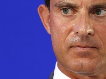 """Manuel Vallsétait censé incarner la """"commande"""" et non provoque le trouble."""
