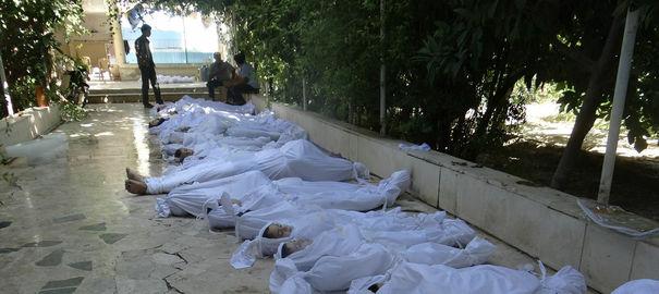 MSF a confirmé samedi l'utilisation d'armes chimiques dans la région de Damas, évoquée depuis plusieurs jours par l'opposition syrienne.
