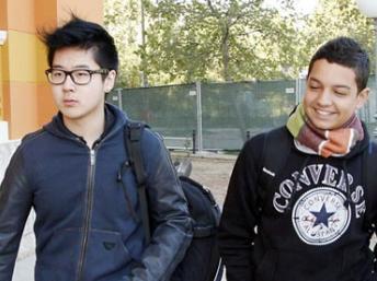 Le neveu du dirigeant nord-coréen Kim Jong-Un est de commencer un cours à la prestigieuse universitaire de Sciences-Po de France