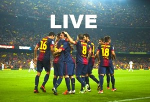 FC Barcelone Levante en direct streaming video replay