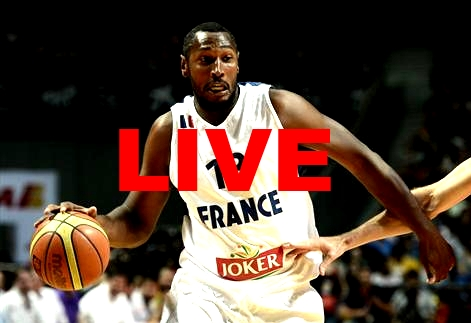 Streaming France Espagne Basket 2013