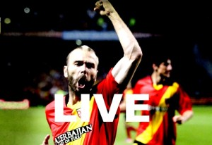 Match Laval Racing Club de Lens Streaming Direct