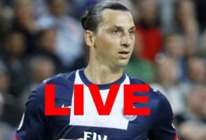 Match PSG Ajaccio