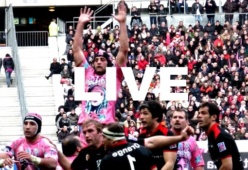 Stade Francais Biarritz Top 14 Rugby