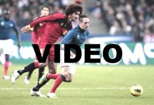 Video Belgique France Buts Résumé Score