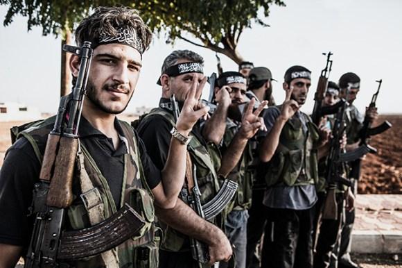 Des commandos d'hommes de l'ASL triés sur le volet auraient franchi la frontière syrienne le 17 août -Reuters