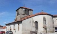 Une cloche d'une tonne s'est détachée durant la messe, dans une église en Haute-Loire.