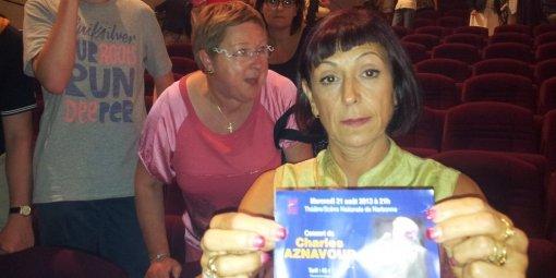 Les spectateurs mécontents peuvent se présenter à l'office de tourisme de Narbonne, munis de leur ticket. (DR)