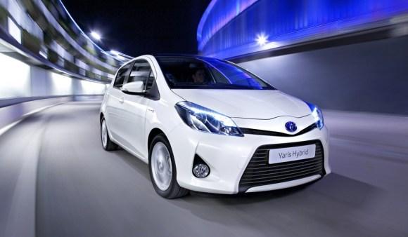 Toyota's Frankfurt Hybrid R Concept Is A Hybrid Hot Hatchback