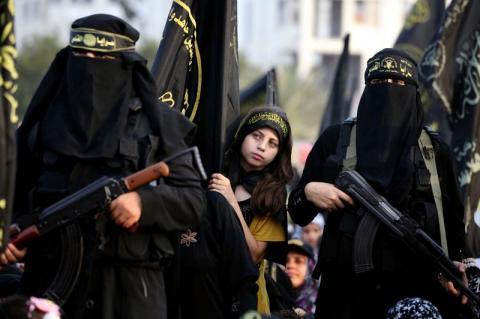 Le djihad du sexe, une forme de guerre sainte légitime selon des salafistes
