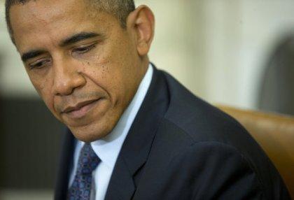 Obama  dit que les Etats-Unis sont ouverts à une solution qui n'inclut pas la menace de la force militaire contre la Syrie.
