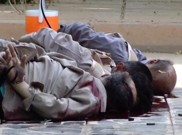 Des exilés iraniens ont été tués dans une attaque sur le camp d'Achraf.