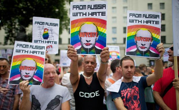Les Canadiens soutiennent les droits des homosexuels.
