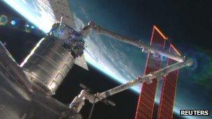 L'impression 3D à la Station spatiale internationale pourrait réduire les coûts.