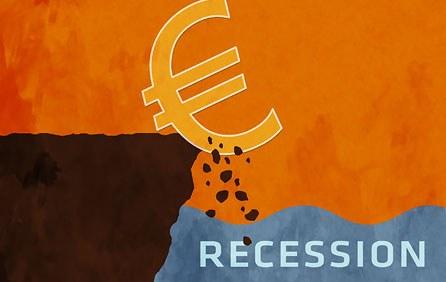 Fin de récession dans la zone Euro