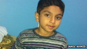 Mohammed a commencé à aller à l'école en Septembre