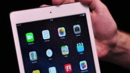 Les ventes d'iPad ont resté stable sur la même période l'an dernier